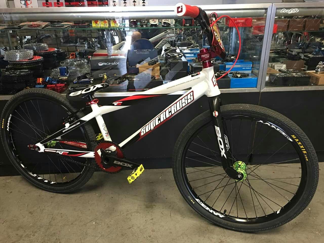 Via FB AZ BICYCLE WERX ~ A thing of beauty Supercross BMX BOX BMX ...