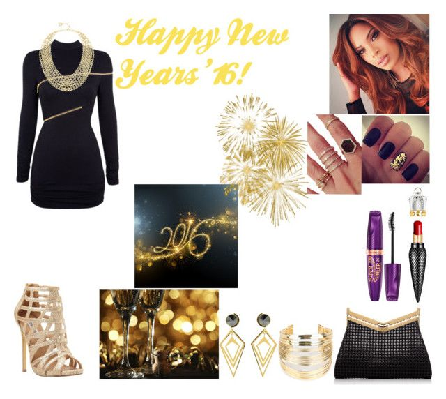 New Years Party Outfit 12|23|15 by taylorgangz-tb on Polyvore featuring
