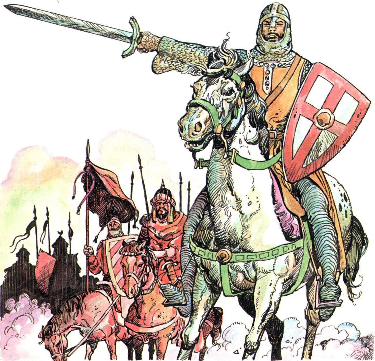 El Cid Campeador, Mito Y Realidad