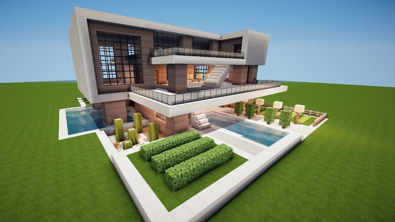 Minecraft Haus Jannis Gerzen 174 In 2020 Minecraft Haus Minecraft Haus Bauen Minecraft