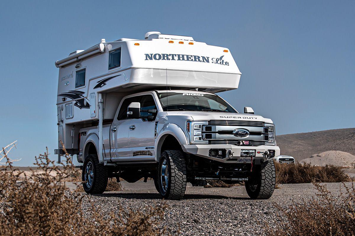 Truck Camper Comparison Chart Northern Lite 4Season