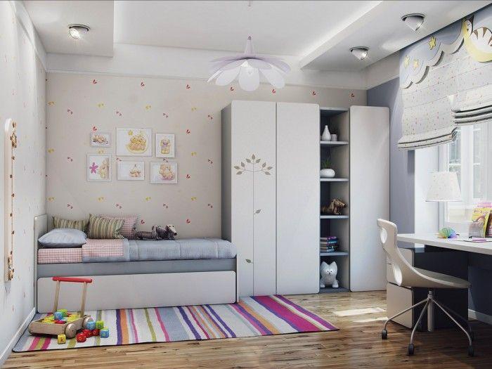 Camere de copii peste 100 de modele la alegere - Decoracion habitaciones juveniles nino ...