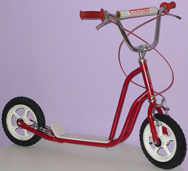 Image Detail For 1980s Old School Freestyle Scooters Vintage