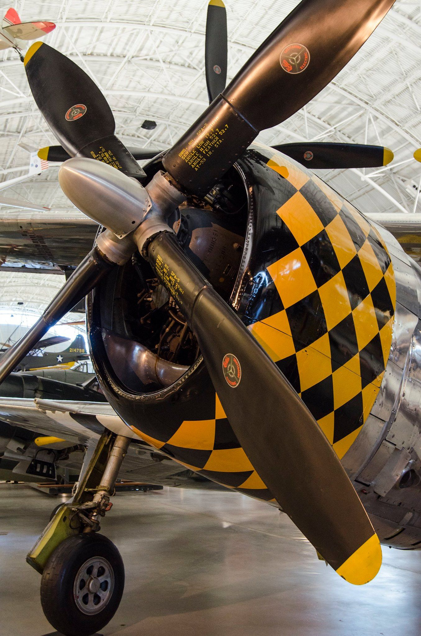 Pin on Republic P-47 Thunderbolt