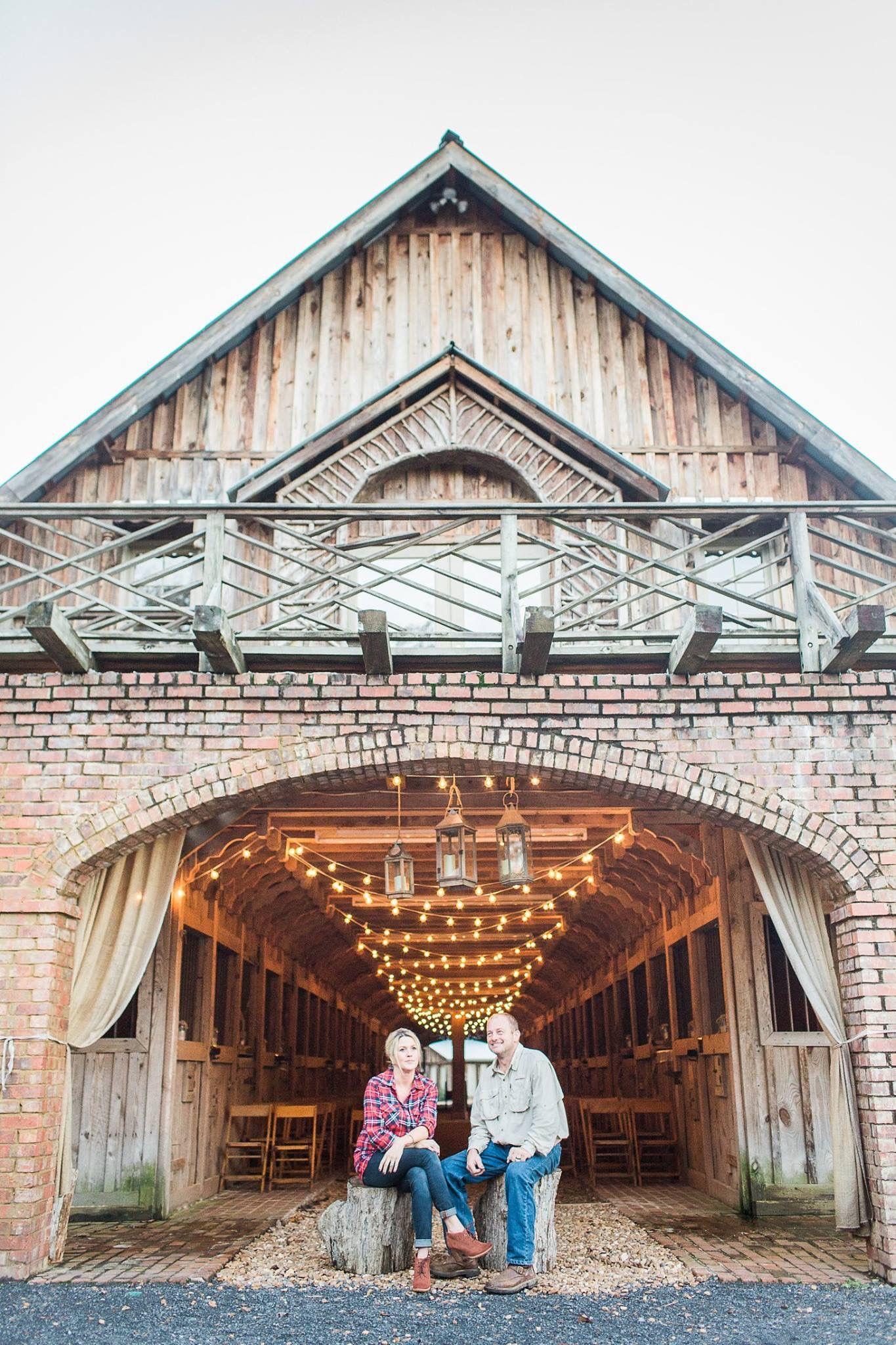The Farm Rome Ga Wedding Venue | Barn wedding venue, Ga ...