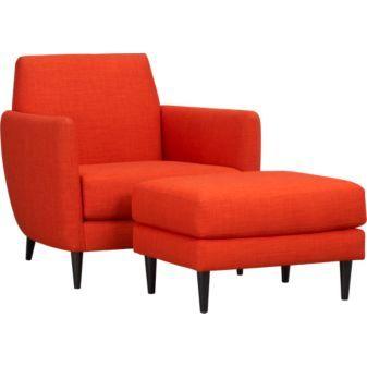 Elegant Condos · Parlour Tangerine Chair ...