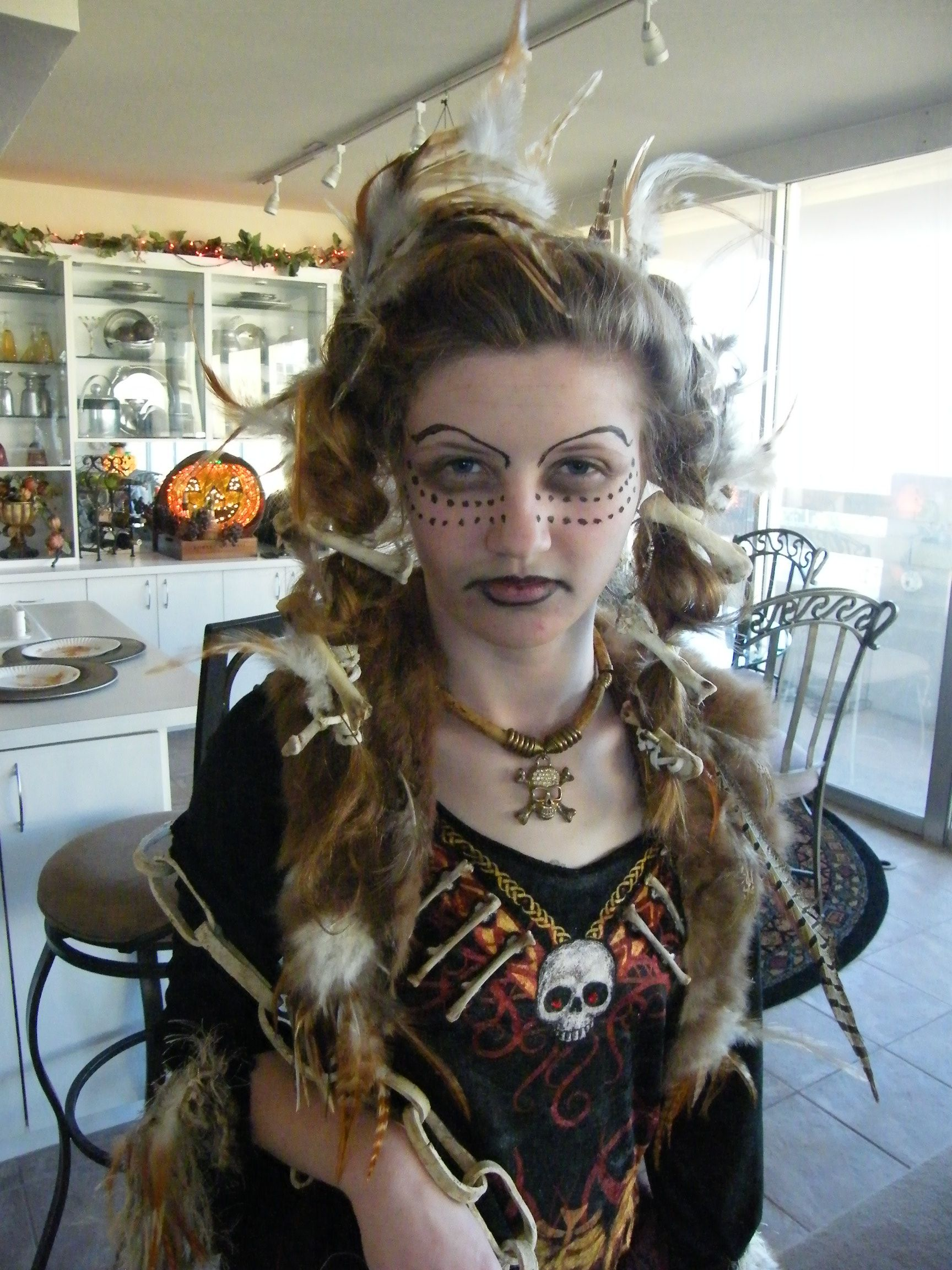 tribal witch doctor costume | Creative COSTUMES | Pinterest ...