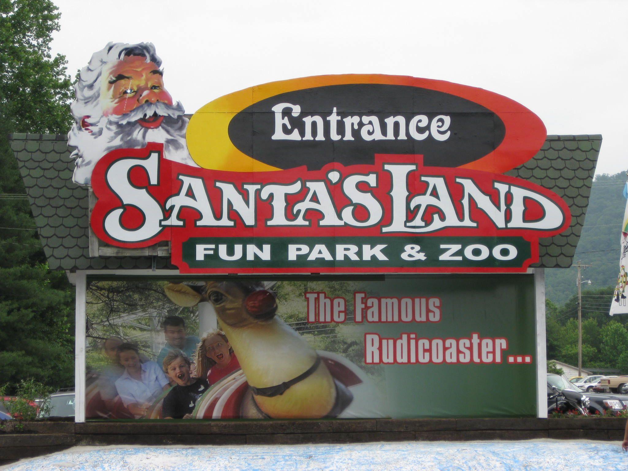 Santa's Land Cherokee, NC (Loved it! Great retro feel and