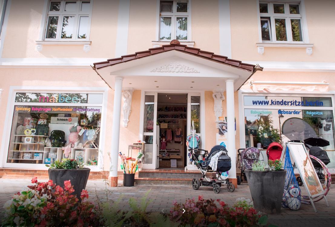 Partner Von Familie Bar Maibee Kindersitzgeschaft In Neuenhagen
