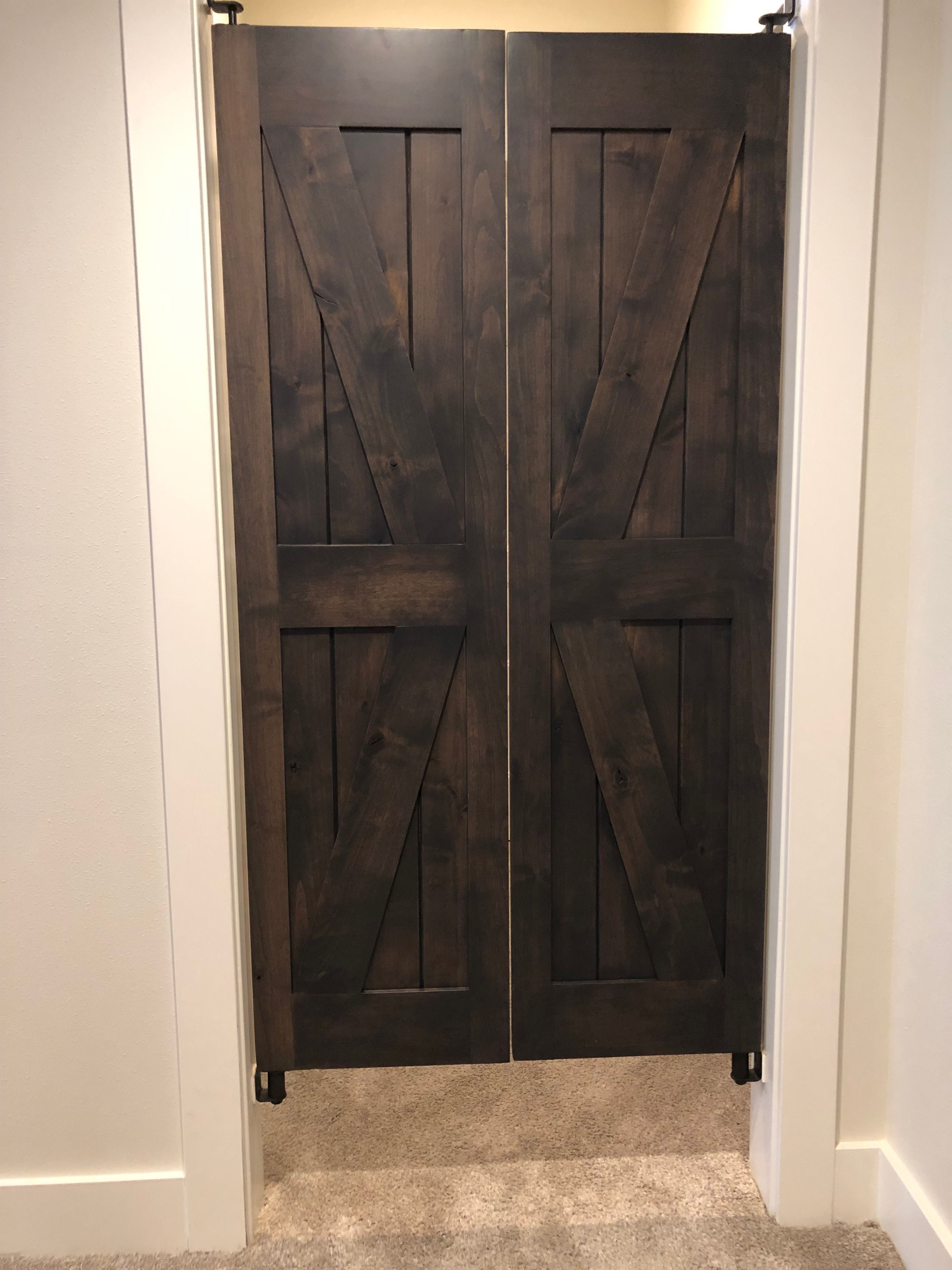 Swinging Barn Doors Interior Barn Doors Barn Style Doors Modern Barn Door