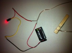 how to make a tripwire alarm