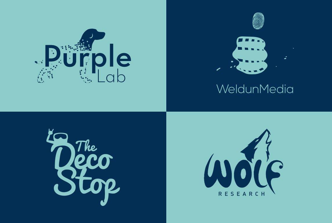 Unique Logo Design Ideas Just Take A Look I Will Draw Unique