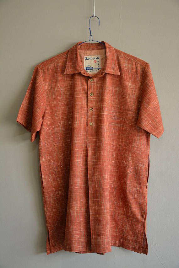 khadi garment . Hand-spun and handwoven khadi tunic hand-loom cotton khadi fabric khadi tunic