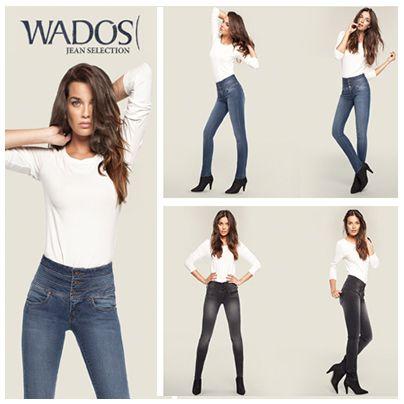 41b9ee137376e Con Wados los jeans nunca pasan de moda.