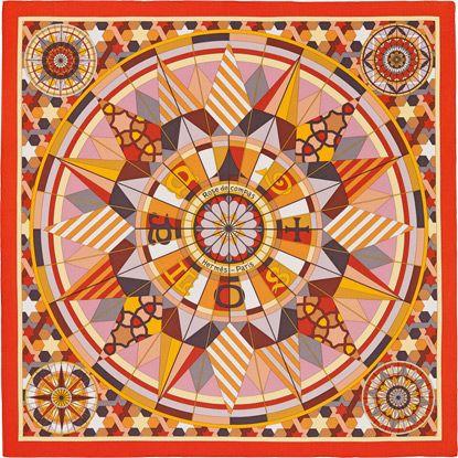 6c558c869976 La Maison des Carrés Hermès   Rose de Compas   Idées pour la maison ...