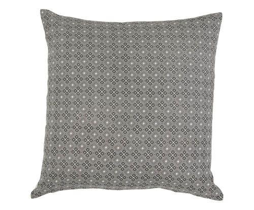 #Cuscino in cotone grigio e bianco koursosh colore Grigio bianco  ad Euro 21.00 in #Martinsen as #Textilesrugs cushions