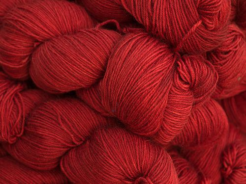 Book Review: Knit Red
