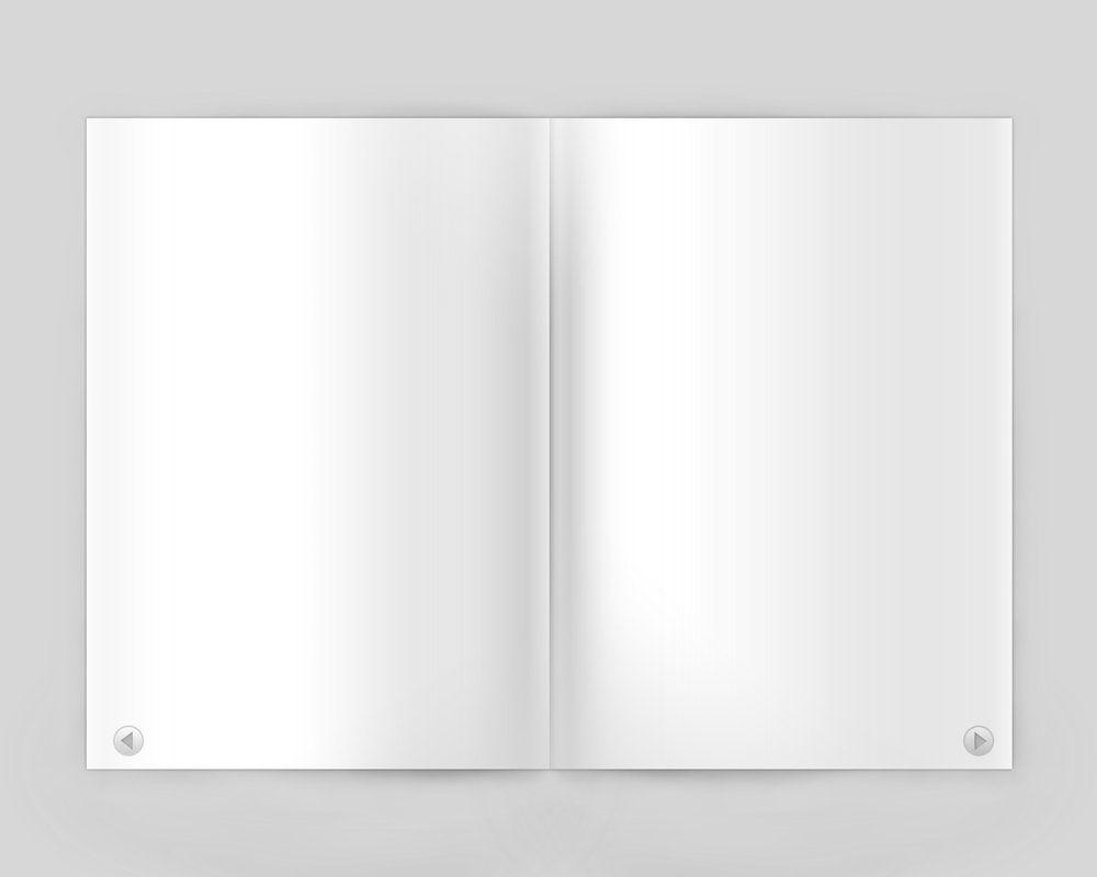 Magazine PSD source file by ~formazon on deviantART | photoshop ...