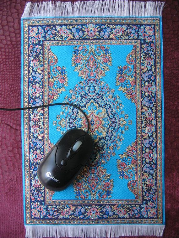 Persian Rug Mouse Pad I Want One So Bad Persian Rug Unique Rugs Rugs
