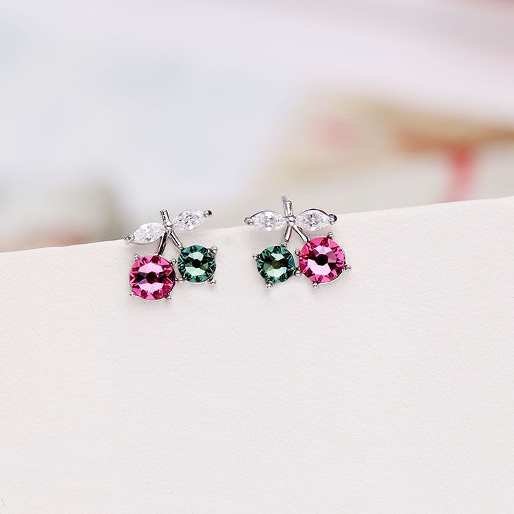 2c2c6639ea0a1 Earring Earrings With Silver Earrings In Studs | Earrings | Earrings ...