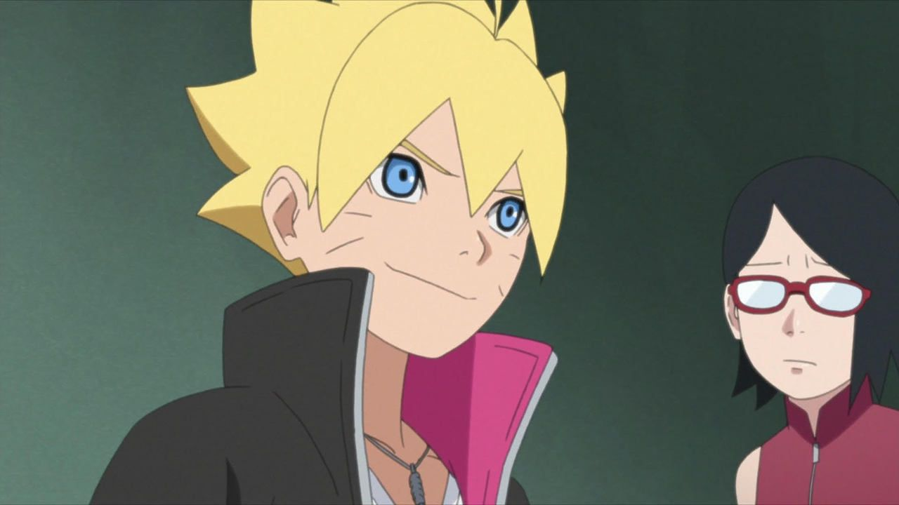 Pin by Cuppy on anime in 2020 Uzumaki boruto, Boruto and