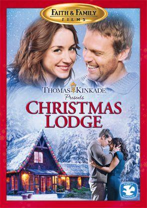 Christmas Lodge Thomas Kinkade Christian Movie Film Dvd Christian Movies Xmas Movies Hallmark Christmas Movies