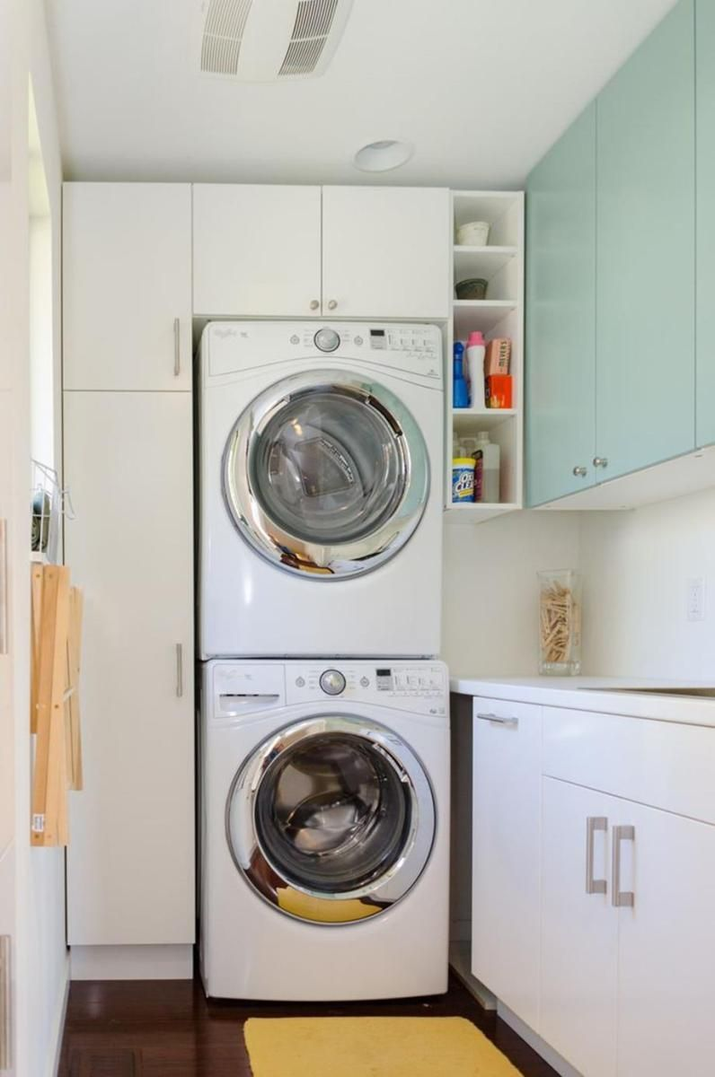 Best Cheap IKEA Cabinets Laundry Room Storage Ideas 7 images