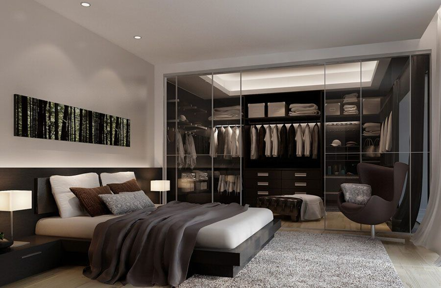 Descubre las claves de los vestidores modernos que triunfan hoy - https://decoracion2.com/vestidores-modernos-triunfan-hoy/ #Armarios_Roperos, #Buhardillas, #Dormitorios_Con_Vestidor, #Vestidores