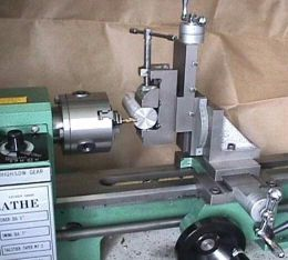 Lathe Milling Attachment Metal