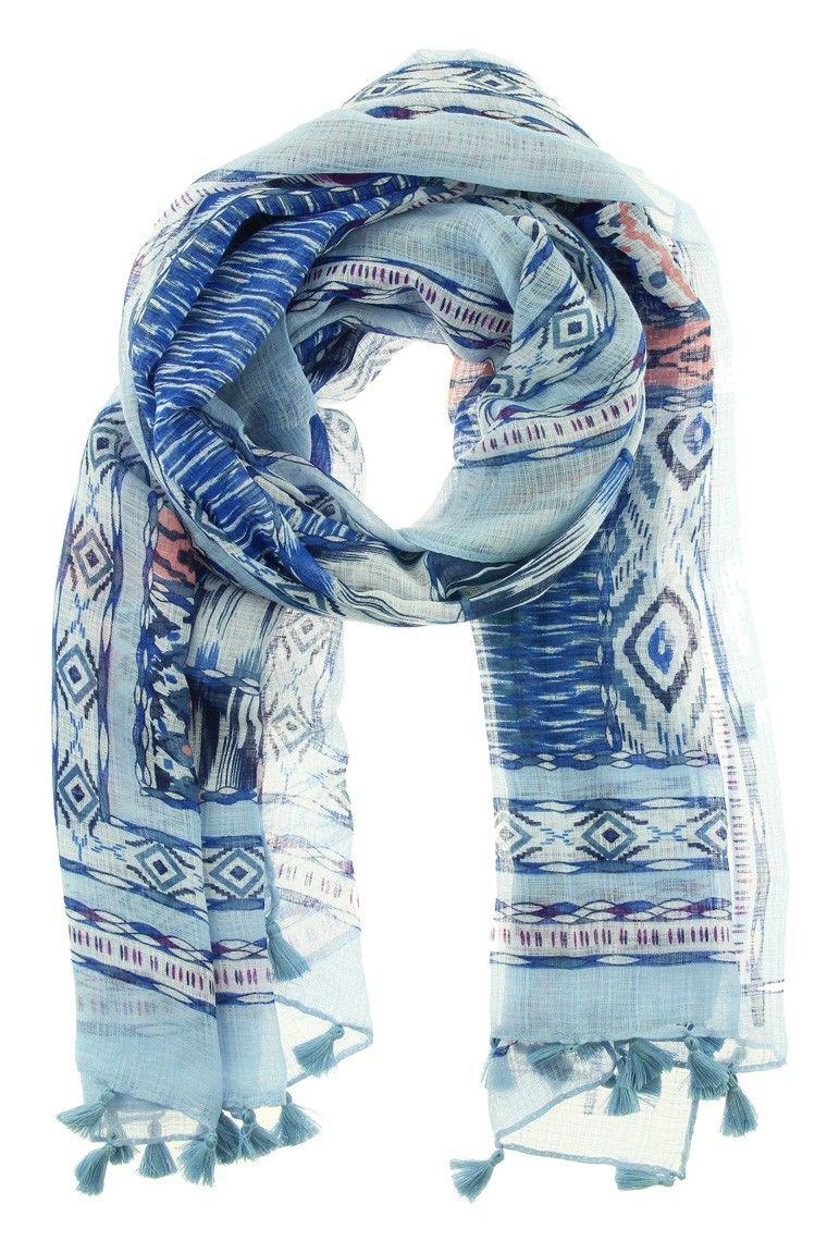 Sjaal Savina | 6 Kleuren