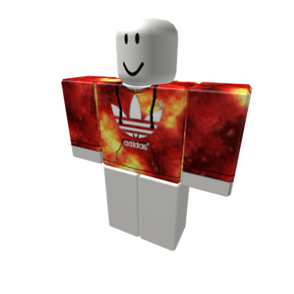 LIMITED EDITION Lava Shirt! - ROBLOX