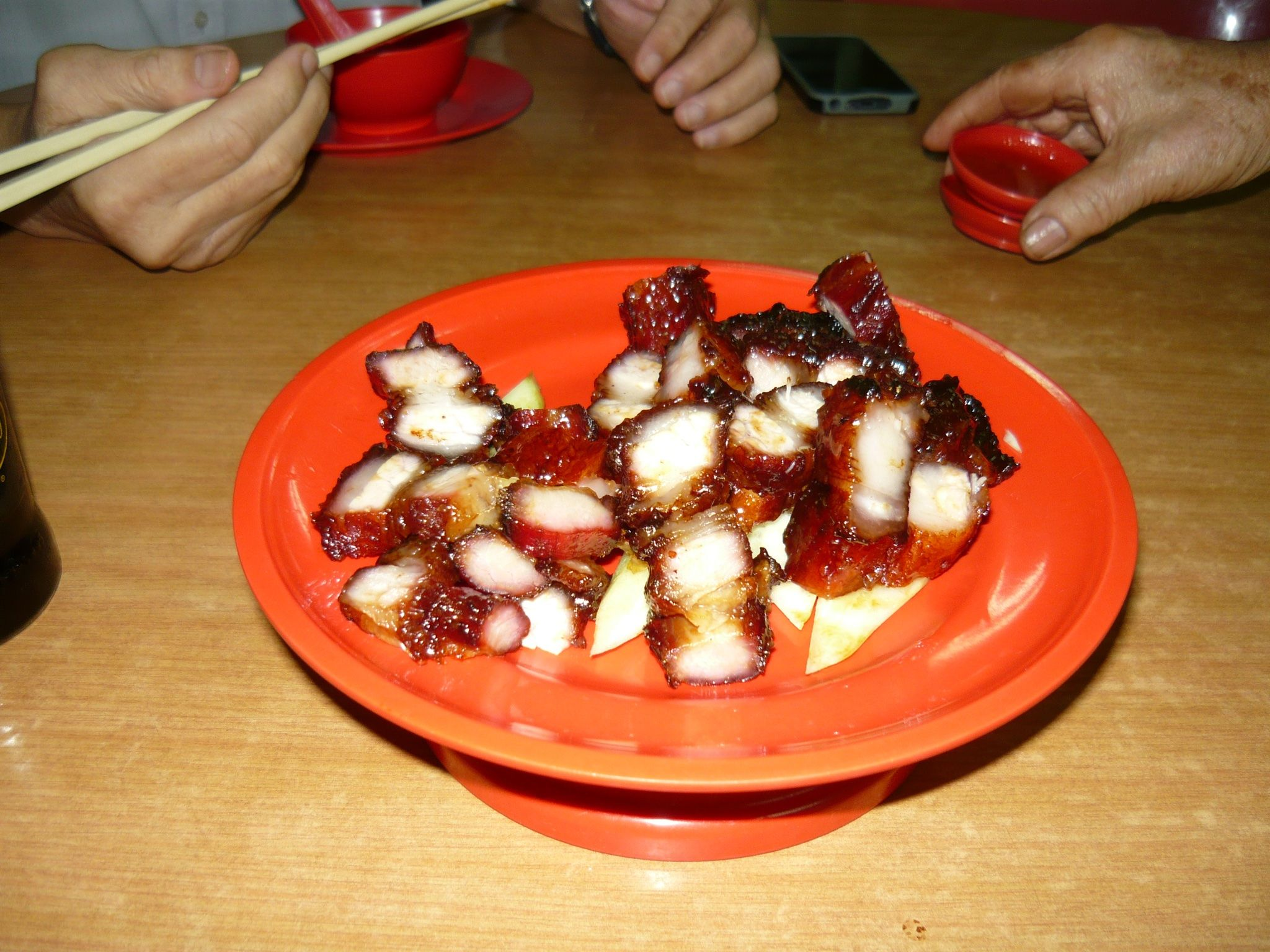 Soo Kee at Jalan Ampang near the Ampang Jaya end before the MRII. This is their famous char siew.