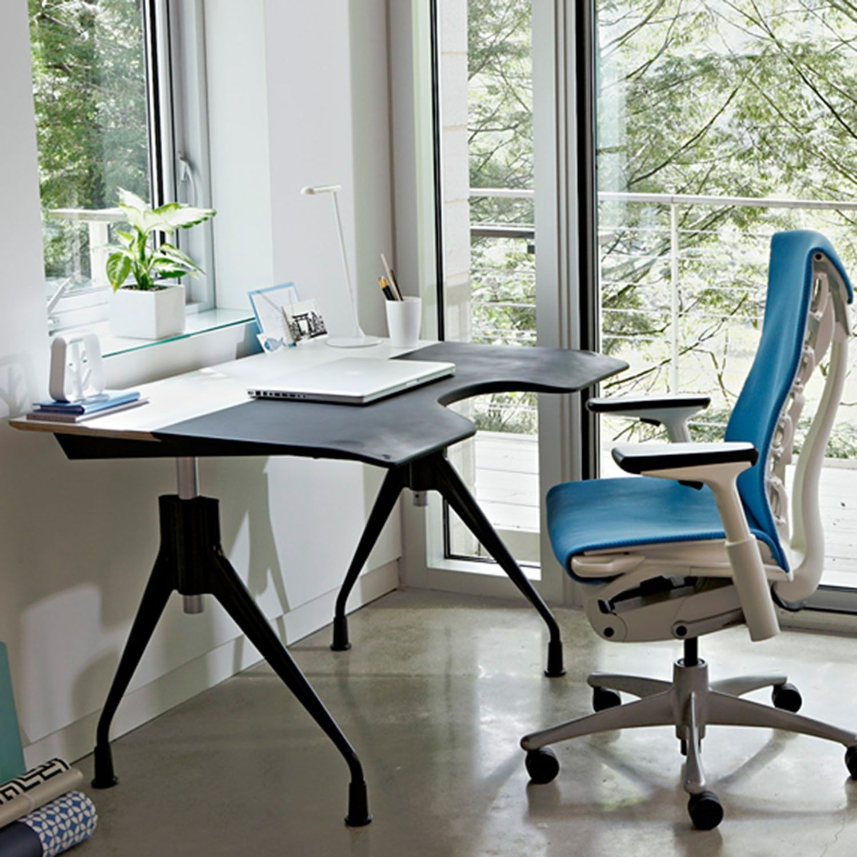 Envelop Desk (With images) Desk, Home decor, Herman