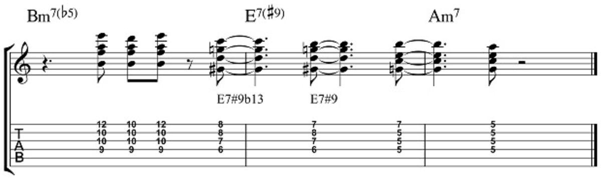 How To Play Jazzy Jimi Hendrix Chords Guitar World Nice Guitars