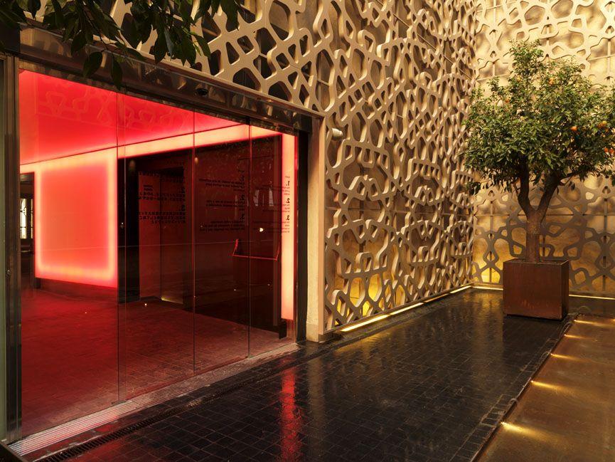 Hotel Eme Sevilla Con Imagenes Sevilla Hotel Arquitectura