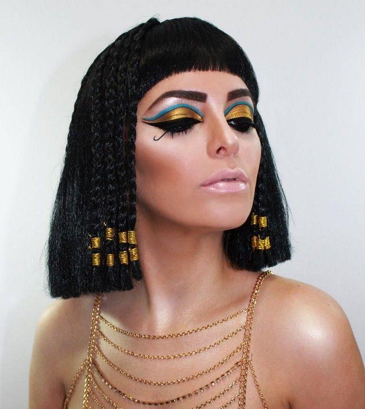 Agypterin Kostum Selber Machen Mit Diesen Diy Ideen Gelingt Das
