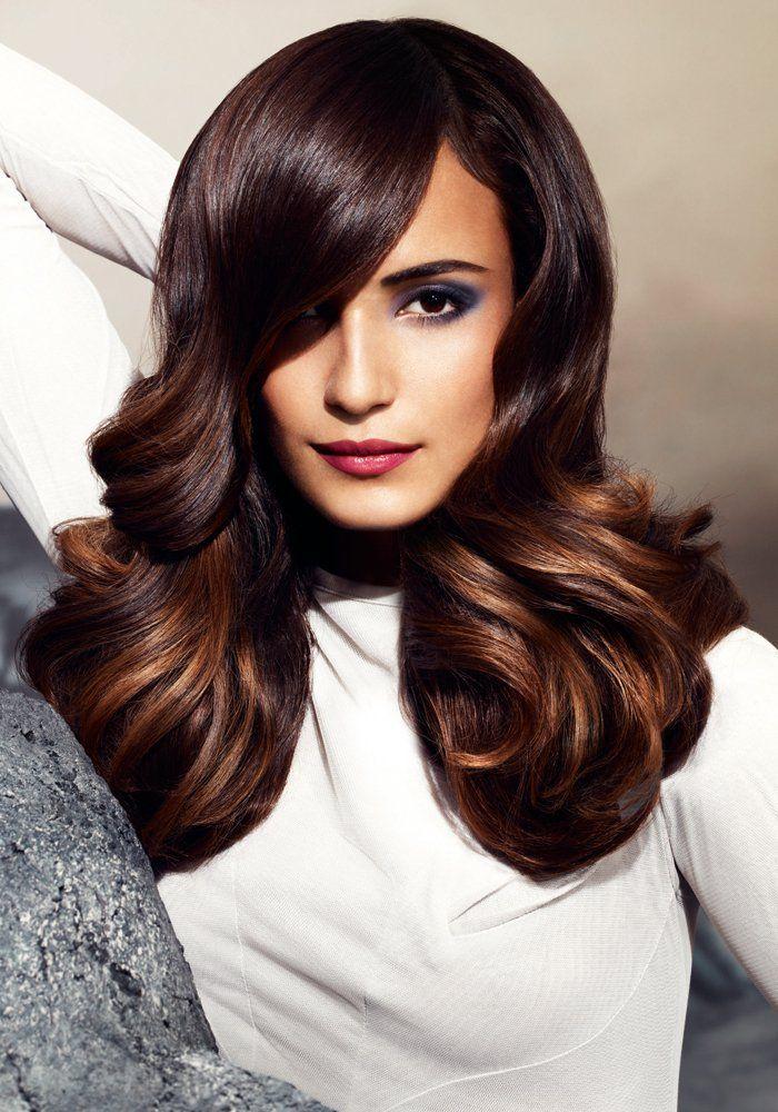 Conseil coloration cheveux pour brune