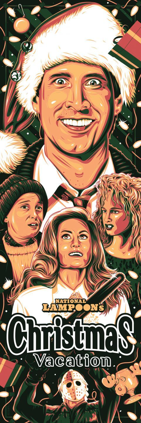 Christmas Vacation PosterSpy in 2020 Christmas