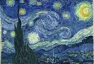 """Starry Night"" - vanGogh"
