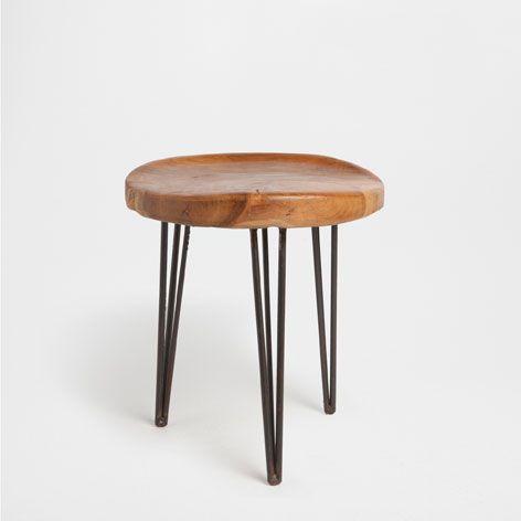Taburete base madera - Muebles Auxiliares - Cama | Zara Home España ...