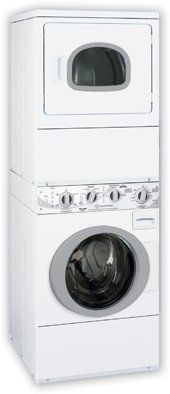 Speed Queen Stacked Washer Dryer Ate50f Appliances In 2019