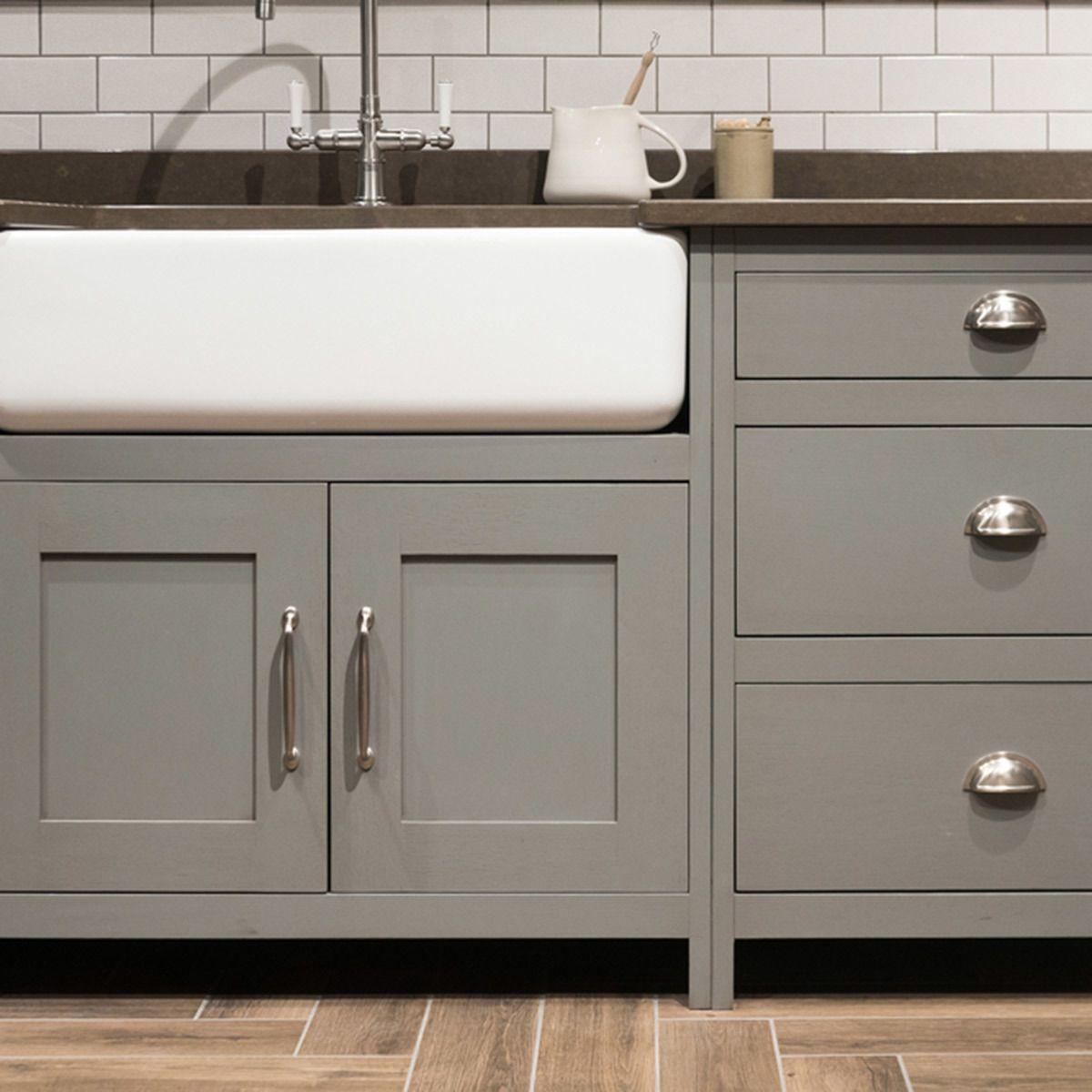 Two Ways To Plumb An Island Sink Beautiful Kitchen Cabinets Kitchen Cabinet Colors Kitchen Cabinet Trends