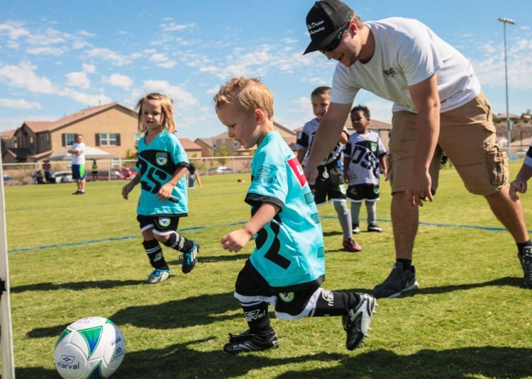 Which Las Vegas Valley Youth Soccer League Will You Be Joining This Fall Youth Soccer Soccer League Las Vegas Valley