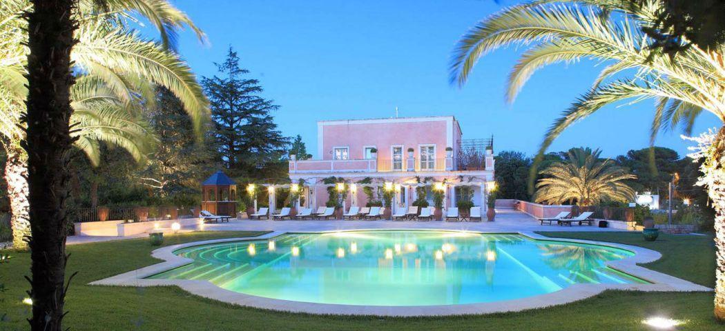 10 Ristoranti E Location Esclusive Per Matrimoni Taranto E