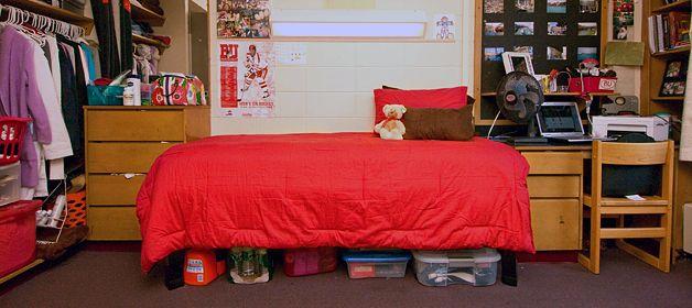 Student Residences » Undergraduate Admissions | Boston University
