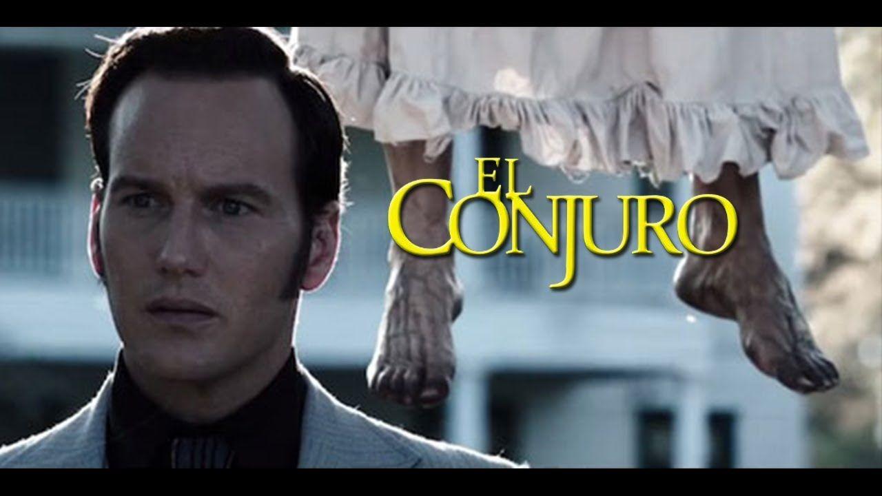 El Conjuro Completo En Espanol Latino Buena Calidad The Conjuring Netflix Horror Horror Movies