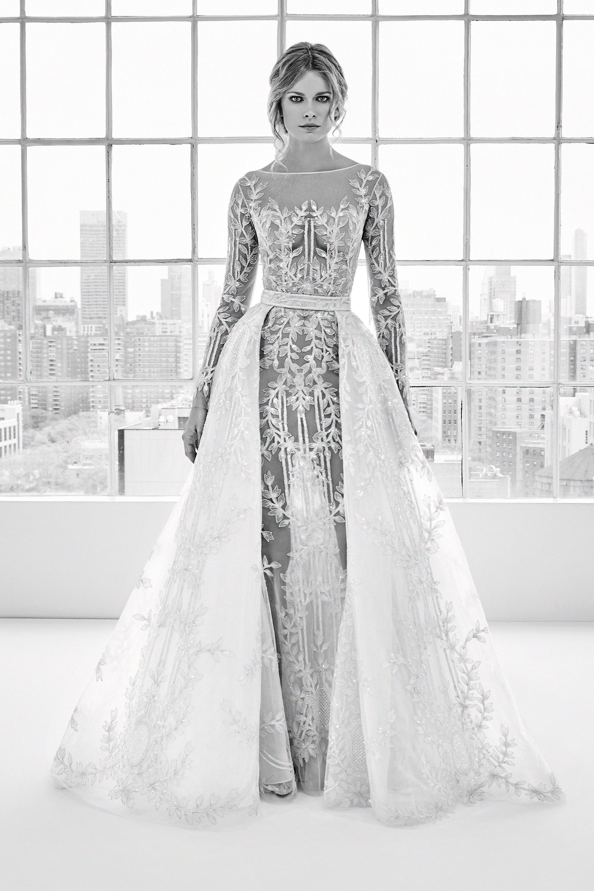 Zuhair murad bridal spring nuptial threads pinterest