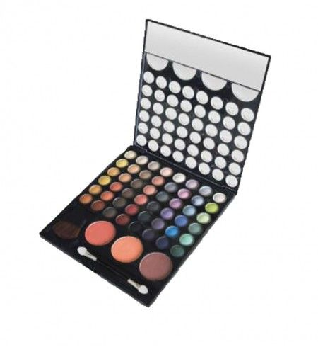 Estuche de sombras Ideal Assortment de IDC#maquillajediario