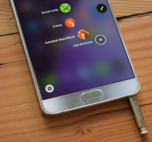 Solved Samsung Galaxy Note 5 Black Screen With Blue LED