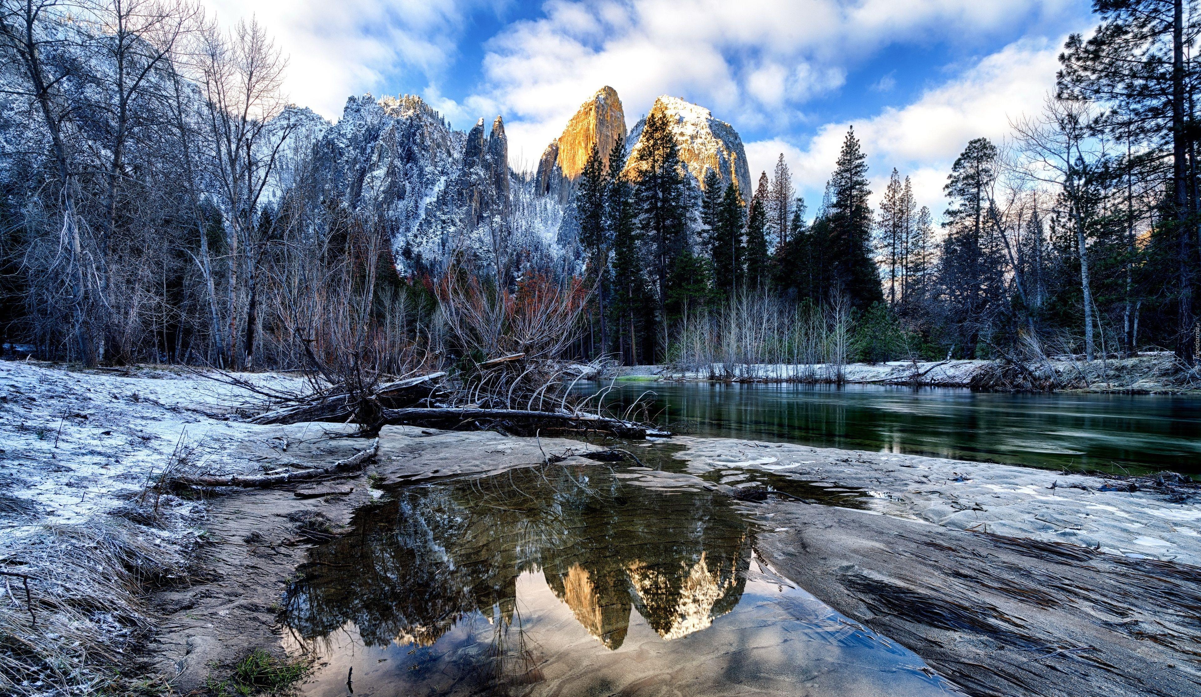 Stany Zjednoczone, Stan Kalifornia, Park Narodowy Yosemite